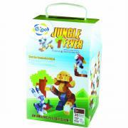Gigo Конструктор Jungle fever (Гиго. В мире животных)