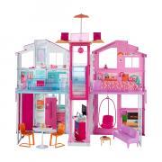 Кукольный домик Mattel Barbie Barbie DLY32 Барби Городской дом Малибу