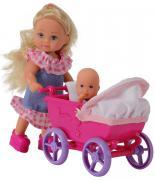Simba Кукла Еви с малышом