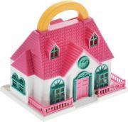 ABtoys Дом для кукол Школа