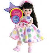 Кукла Madame Alexander Брюнетка с шариками