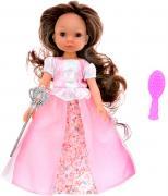 ABtoys Кукла Модница цвет платья розовый