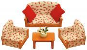 Sylvanian Families Набор мягкой мебели для гостиной