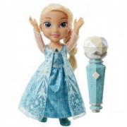 Поющая кукла Эльза с микрофоном Холодное сердце Jakks Pacific (310780)