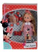 Simba Кукла Еви Minnie Mouse с аксессуарами