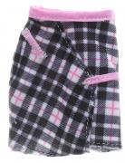 Barbie Одежда для кукол Юбка цвет черный розовый