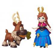 Набор фигурок Hasbro Disney Princess B5185 Маленькие куклы Холодное...