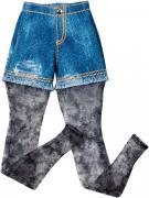 Barbie Одежда для кукол Шорты с леггинсами