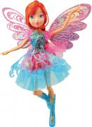 Winx Club Кукла Баттерфликс-2 Двойные крылья Bloom