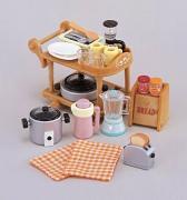 Игровой набор Sylvanian Families Кухонная посуда