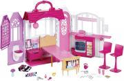 Barbie Дом для кукол Переносной домик
