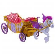 Игрушка Mattel Sofia the First CDB35 Конь Минимус и волшебная карета
