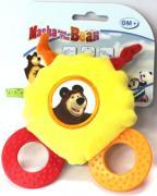 Simba Игрушка со звуковым эффектом Маша и Медведь