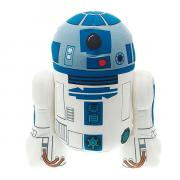 Мягкая игрушка StarWars 00239J Звездные войны P2-Д2 плюшевый со звуком