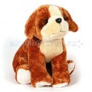 Мягкая игрушка Heitmann Felle Сидящий плюшевый щенок - сенбернар, 27cm