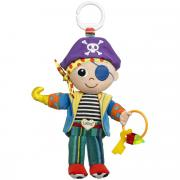 """Lamaze Мягкая игрушка-подвеска """"Пират Пит"""""""