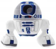 Disney Мягкая игрушка P2-Д2 цвет белый синий 16 см