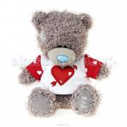 Мягкая игрушка Me to You Мишка Тедди в футболке 10 см G01W3807