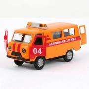 УАЗ Аварийная служба, металлическая, инерционная, свет+звук,...