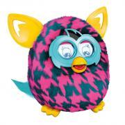 Furby (Фёрби) Boom Интерактивная игрушка Теплая волна (Рисунок ломаная...