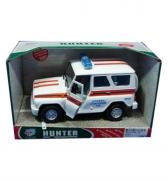Уаз Hunter JOY TOY Технопарк МЧС 17 см
