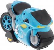 Mioshi Мотоцикл на радиоуправлении Мотокросс цвет голубой