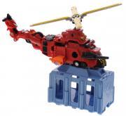 VooV Игровой набор Пожарно-спасательный вертолет