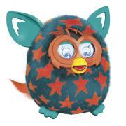 Furby (Фёрби) Boom Интерактивная игрушка Теплая волна (Рисунок...