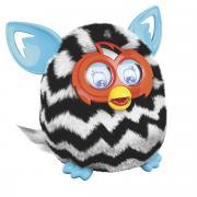 Furby (Фёрби) Boom Интерактивная игрушка Теплая волна (Рисунок зигзаг)