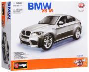 Bburago Сборная модель автомобиля BMW X6 M