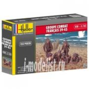 81224 Heller 1/35 FRENCH COMBAT GROUP 39 - 45