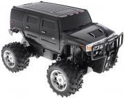 Rastar Радиоуправляемая модель Hummer H2 цвет черный масштаб 1:14