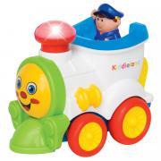 Kiddieland Развивающая игрушка Забавный паровозик