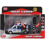 Игровой набор Технопарк Милиция/полиция (CT10-060-1)