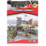 Игровой набор Технопарк Командный пункт военная техника(28526)