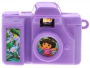 Веселая затея Фотоаппарат Даша-путешественница цвет сиреневый