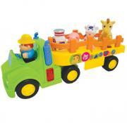 Игра Kiddieland Фермерский трактор KID 043687