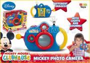 IMC toys Disney Фотоаппарат Mickey Mouse со светом и звуком