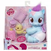 My Little Pony Hasbro Игоровой набор Мягкая малышка