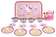 Smoby Набор детской посуды Hello Kitty 14 предметов