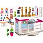 Игровой набор Playmobil Бутик с одеждой и гардеробной (5486pm)