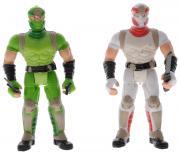 Manley Фигурки Ninja Battle цвет зеленый белый