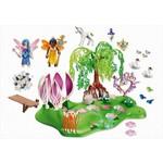 Игровой набор Playmobil Остров фей с волшебным жемчужным фонтаном...