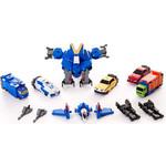 Игровой набор Voov робот-истребитель 5 автомобилей (84352)