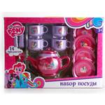 Набор посуды Играем вместе My little pony (B1361047-R)