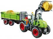 """Playmobil Игровой набор """"Трактор с прицепом"""""""