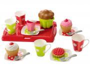 Ecoiffier Игровой набор Завтрак на подносе