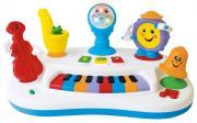 """Развивающая музыкальная игрушка Kiddieland """"Пианино Рок-банда"""""""