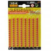 """Пистоны """"Supermatic"""", 13-зарядные, 104 шт"""