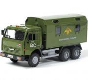 Игрушка Технопарк Грузовик военный A532-H36016-J006
